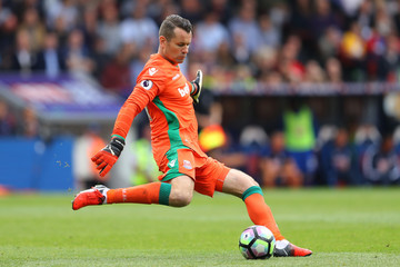 Shay Given Crystal Palace v Stoke City - Premier League