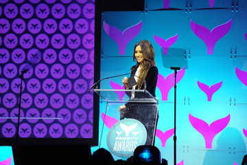Shay Mitchell The 9th Annual Shorty Awards - Ceremony
