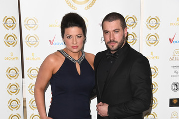 Shayne Ward National Film Awards UK - Red Carpet Arrivals