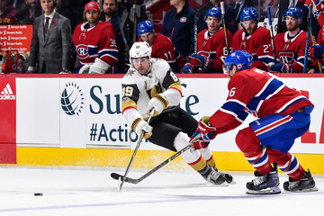Shea Weber Vegas Golden Knights v Montreal Canadiens
