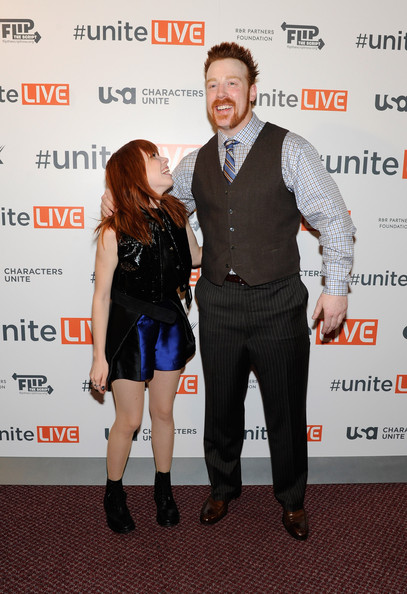 Who is sheamus dating