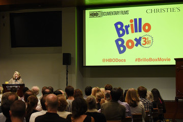Sheila Nevins 'Brillo Box' NYC Screening