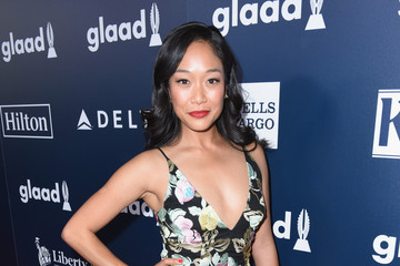 Shelby Rabara 28th Annual GLAAD Media Awards in LA - Red Carpet & Cocktails