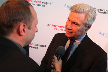 Sheldon Whitehouse Special Screening of 'An Inconvenient Sequel: Truth to Power' in Washington, DC