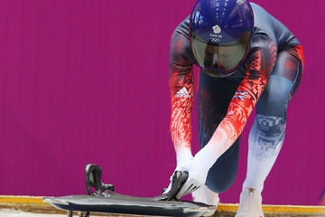 Shelley Rudman Around the Games: Day 1 - 2014 Winter Olympic Games