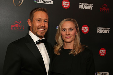 Shelley Wilkinson Premiership Rugby Hall of Fame Dinner