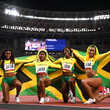 Shelly-Ann Fraser-Pryce European Best Pictures Of The Day - August 06