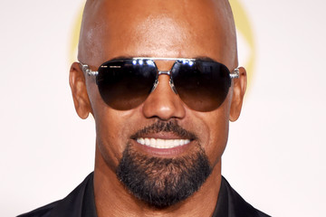 Shemar Moore 60th Annual GRAMMY Awards - Press Room