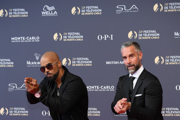 Shemar Moore Opening Ceremony - 58th Monte Carlo TV Festival