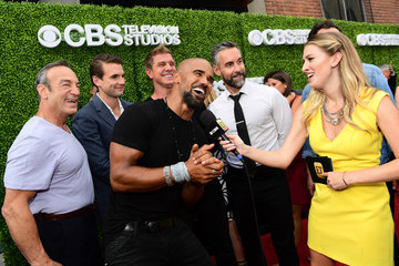 Shemar Moore 2017 Summer TCA Tour - CBS Television Studios' Summer Soiree - Arrivals