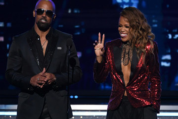 Shemar Moore 60th Annual GRAMMY Awards - Show