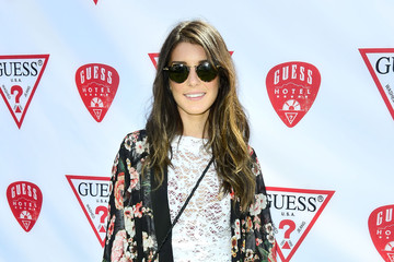 Shenae Grimes GUESS Hotel at the Viceroy Palm Springs, CA  - Day 1