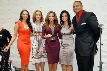 Sherice Brown Off the Field Players' Wives Charitable Fashion Show