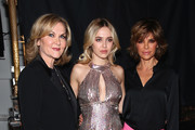 Sherri Hill, Delilah Hamlin, and Lisa Rinna at Sherri Hill - NYFW Fall 2017: The Can't-Miss Celeb Looks from the FROW