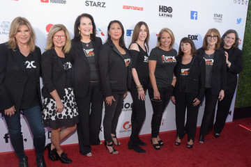 Sherry Lansing Stand Up To Cancer Marks 10 Years Of Impact In Cancer Research At Biennial Telecast - Arrivals