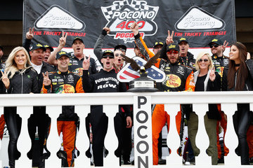Sherry Pollex Monster Energy NASCAR Cup Series Pocono 400