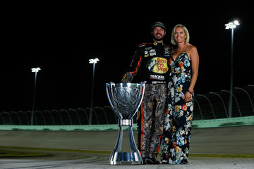 Sherry Pollex Monster Energy NASCAR Cup Series Championship Ford EcoBoost 400