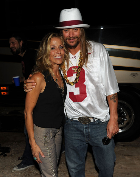 sheryl crow and kid rock dating 2011