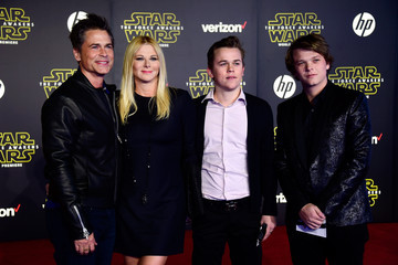 Sheryl Berkoff Premiere 'Star Wars: The Force Awakens' - Arrivals
