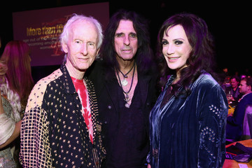 Sheryl Goddard Steven Tyler's 2nd Annual Grammy Awards Viewing Party To Benefit Janie's Fund Presented By Live Nation - Inside
