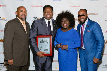 Sheryl Underwood 2016 State Farm Neighborhood Awards Hosted by Steve Harvey