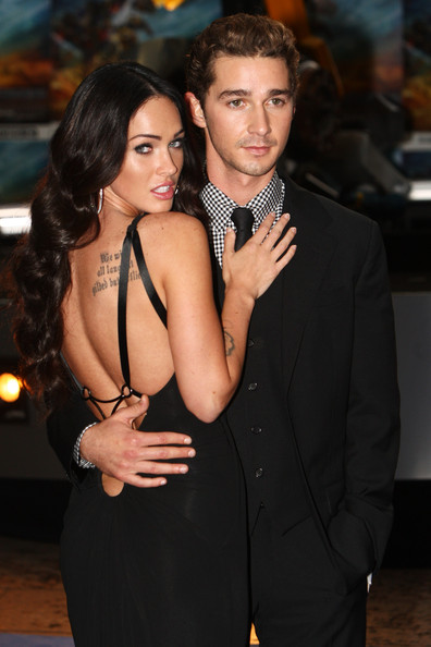 shia labeouf and megan fox transformers 2. Shia LaBeouf and Megan Fox