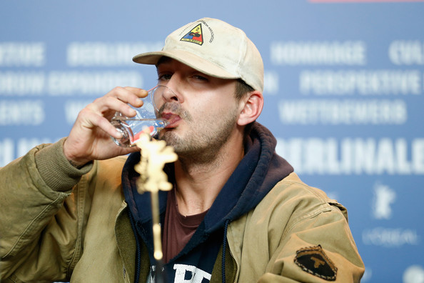 Shia LaBeouf - 'Nymphomaniac Volume I (long version)' Press Conference - 64th Berlinale International Film Festival