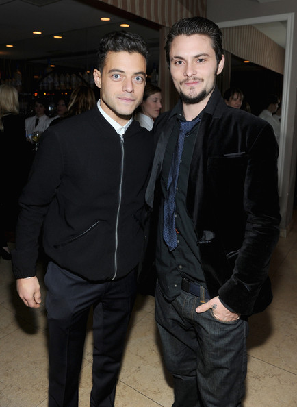 Shiloh Fernandez - GREY GOOSE Pre-Oscar Party At Sunset Tower
