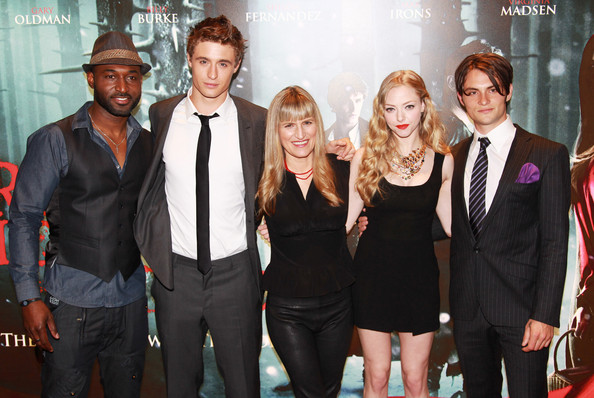 Red Riding Hood - European Premiere