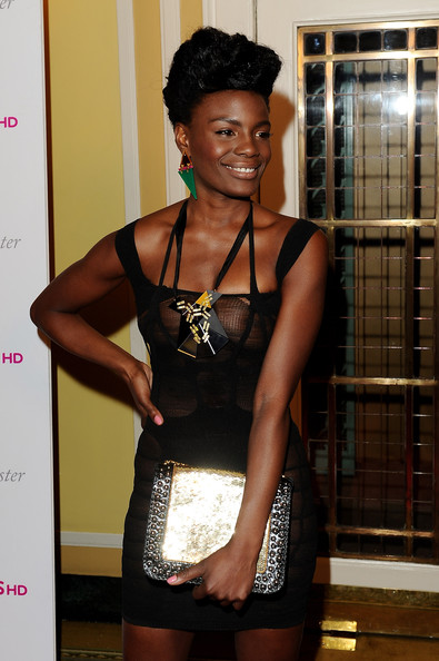 Shingai Shoniwa Singer Shingai Shoniwa of the Noisettes attends the South Bank Sky Arts Awards at The Dorchester on January 25, 2011 in London, England.