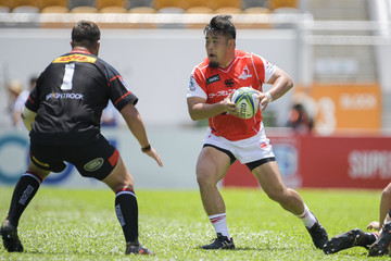 Shintaro Ishihara Super Rugby Rd 14 - Sunwolves v Stormers