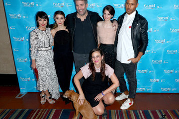 Shiri Appleby Jeffrey Bowyer-Chapman Vulture Festival LA Presented by AT&T - Day 1