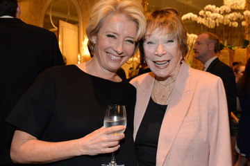 Shirley MacLaine Cocktail Reception at the AFI Awards