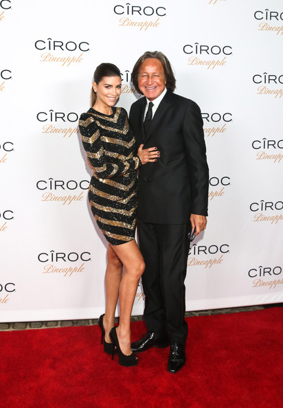 Shiva Safai Pictures - French Montana & Mohamed Hadid