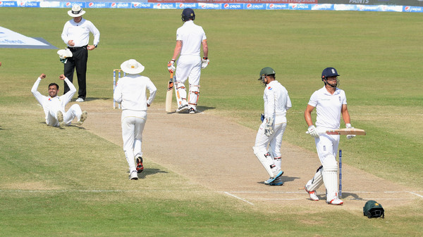 Pakistan v England - 3rd Test: Day Five