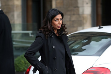 Shobna Gulati Funeral Held For Coronation Street Actress Liz Dawn