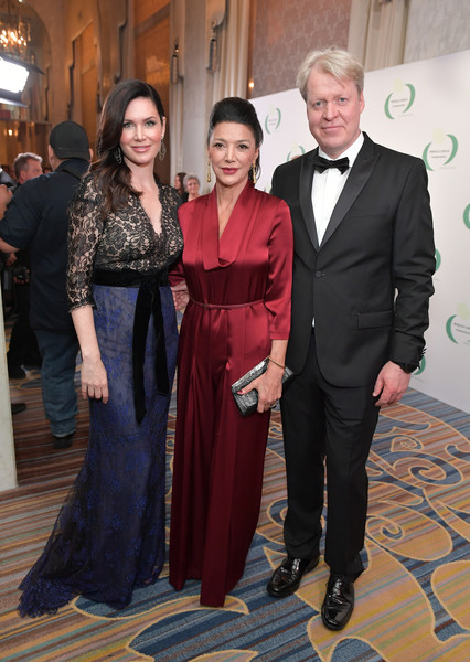 Whole Child International S Inaugural Gala In Los Angeles Hosted By The Earl And Countess Spencer