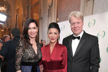 Shohreh Aghdashloo Whole Child International's Inaugural Gala In Los Angeles Hosted By The Earl And Countess Spencer - Inside