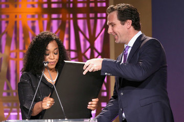 Shonda Rhimes The Hollywood Reporter's 2017 Women in Entertainment Breakfast - Show