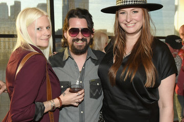 Shooter Jennings CMHOF Outlaws And Armadillos VIP Opening Reception