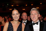 Ana Ivanovic and Bastian Schweinsteiger during the GQ Men of the Year Award show at Komische Oper on November 8, 2018 in Berlin, Germany.
