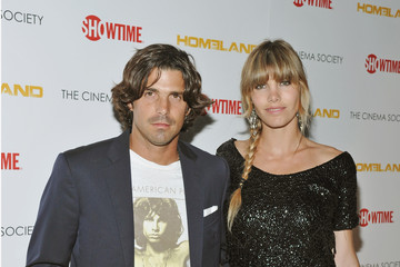 """Delfina Figueras Showtime With The Cinema Society Host The Premiere Of """"Homeland"""""""