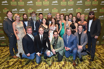 Si Robertson 'Duck Commander Musical' Premiere at the Rio in Las Vegas