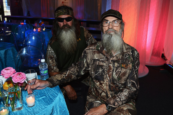 Image result for phil and si robertson