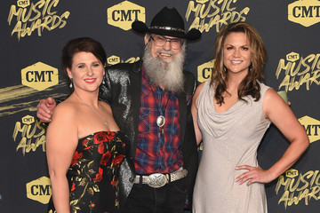 Si Robertson 2018 CMT Music Awards - Arrivals