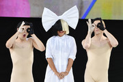 Sia Performs on ABC's 'Good Morning America'