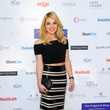 Sian Welby The Fragrance Foundation Awards - Red Carpet Arrivals