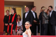 """Olivia Culpo attends the screening of """"Sibyl"""" during the 72nd annual Cannes Film Festival on May 24, 2019 in Cannes, France."""
