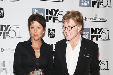 Sibylle Szaggars Arrivals at the NYFF Premieres — Part 2