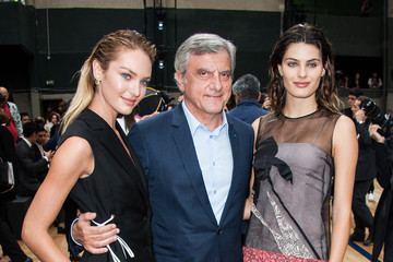Sidney Toledano Dior Homme : Front Row - Paris Fashion Week - Menswear S/S 2015